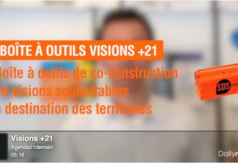Boîte à outils Visions+21