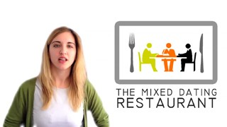 The mix dating restaurant
