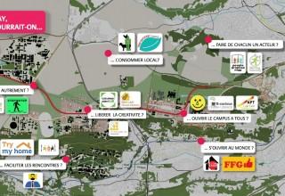 Collaborative services map