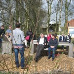 Urban community garden Tuinpark Laakzijde