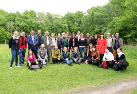 Participants of URBACT Gothenburg workshop