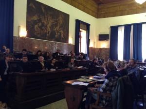 """Palazzo Zanca, City of Messina """"Sala del Consiglio"""" - Wednesday March 26th"""