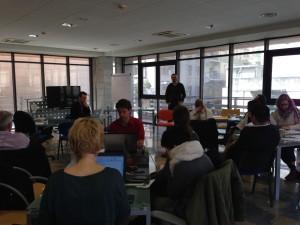Workshop Palacultura - Thursday 27th March